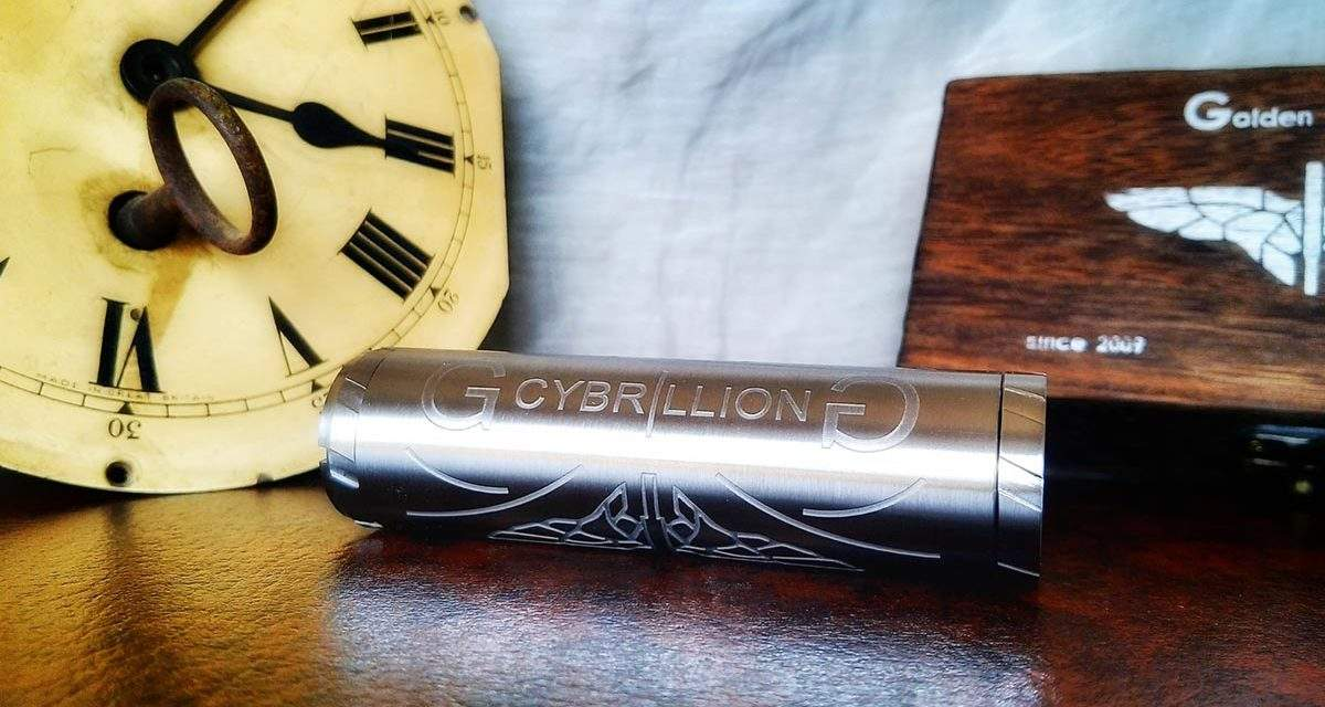 Cybrillion V3 (The Golden Greek)
