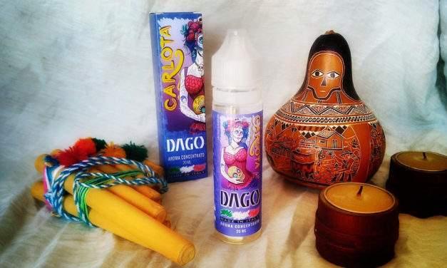 Carlota – Mexico & Nuvole (Dago E-liquids)