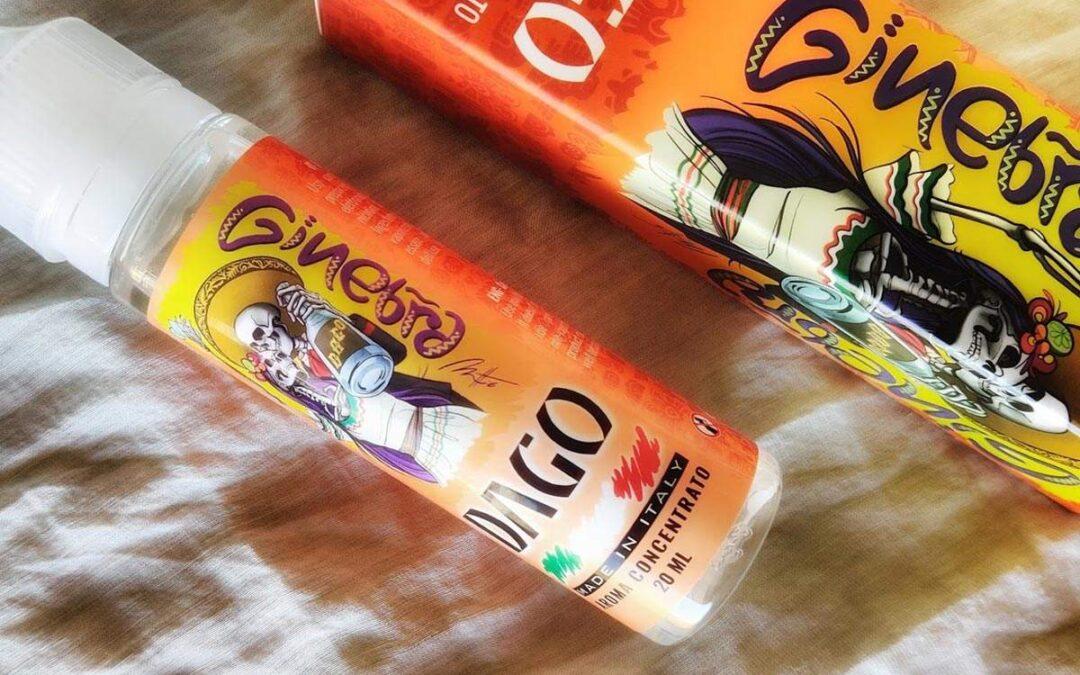 Ginebra – Mexico & Nuvole (Dago E-liquids)