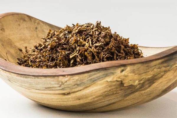 Tabacco red Virginia e Cavendish