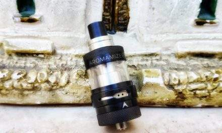 Aromamizer Lite v1.5 RTA (Steam Crave)