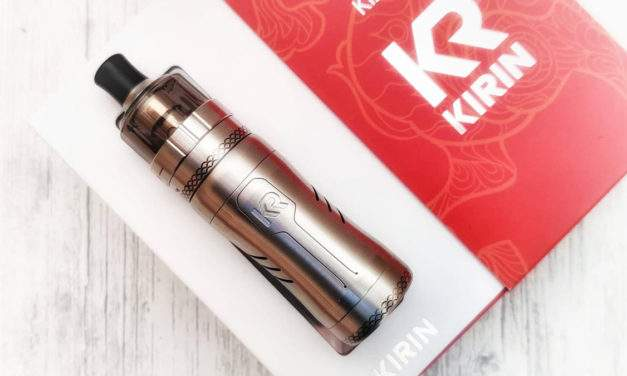 Kirin MTL Pod Kit (Kizoku)
