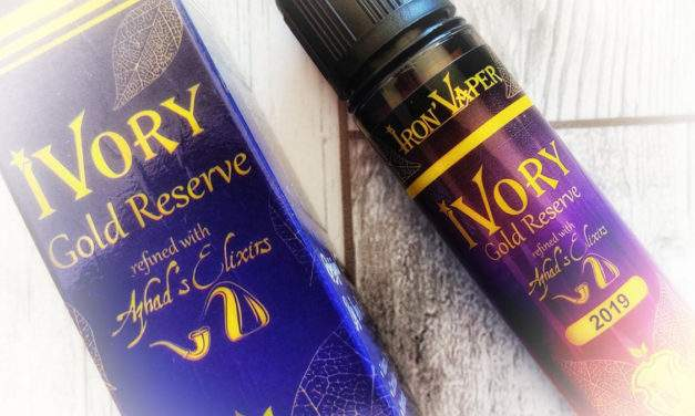 Ivory Gold Reserve (Iron Vaper)