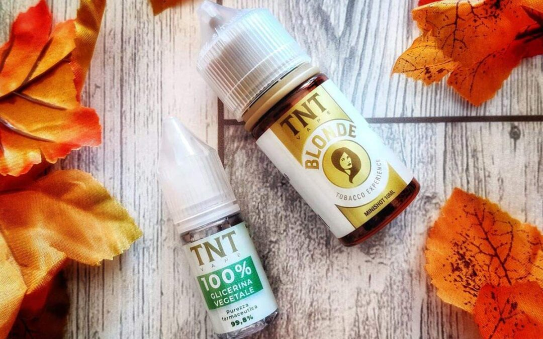Blonde – TNT Vape