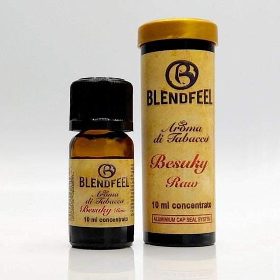 Blendfeel Besuky Raw packaging