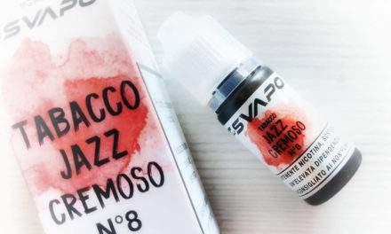 Jazz Cremoso n.8 (T-Svapo)