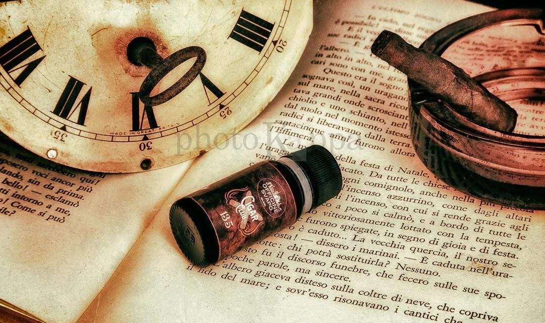 Cigar Club 13.5 (Officine Svapo)