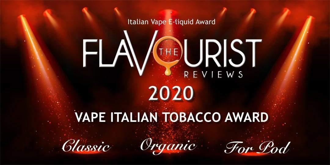 Italian Vape E-liquid Award anno 2020