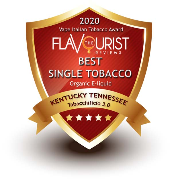 Kentucky Tennessee Tabacchificio 3.0 The Flavourist premio 2020