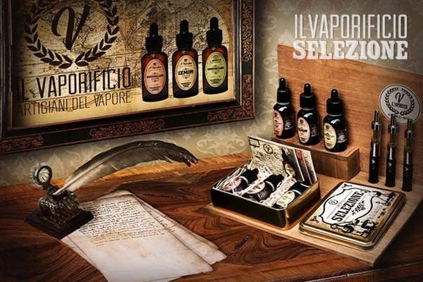 Vaporificio Liquidi Selezione locandina anno 2014