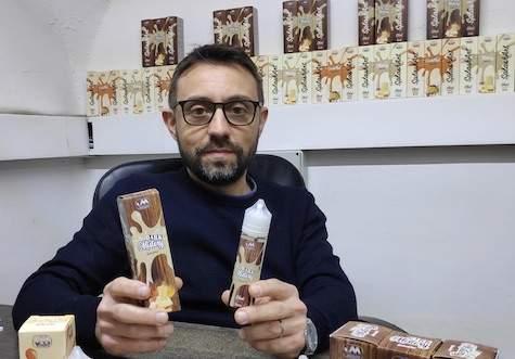 VM Famy Vincenzo Esposito con Dark Mistery