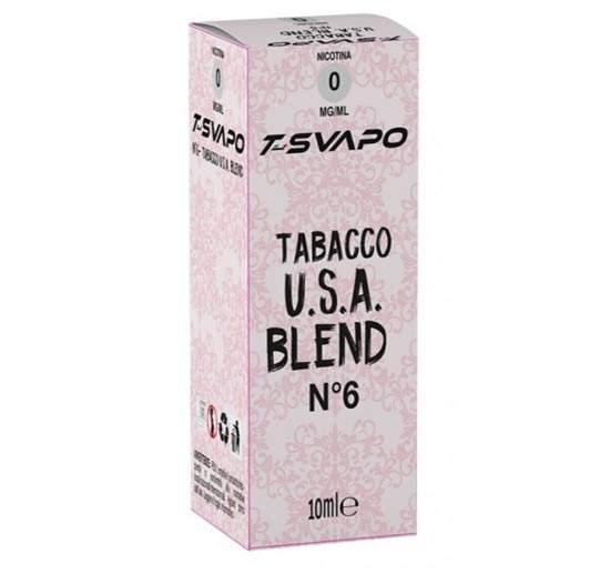 T-Svapo USA Blend Liquido Pronto TPD