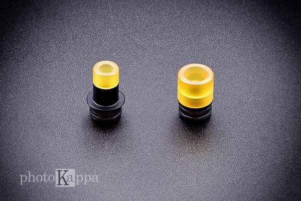 ZQ Vapor Trio MTL RTA 2 drip tip