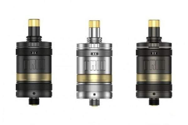 ZQ Vapor trio MTL RTA colori disponibili