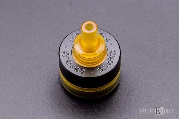 Aspire Zero G pod con drip tip per MTL