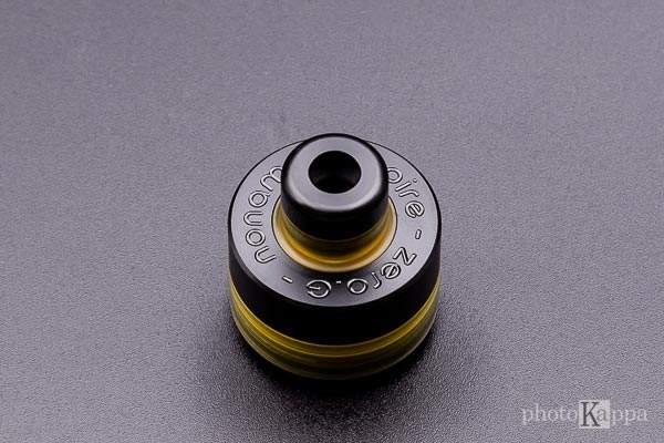 Aspire Zero G pod con drip tip da flavour chasing