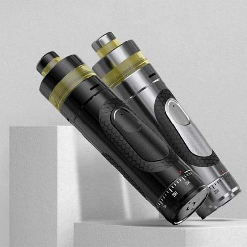 Aspire Zero G pod kit black e stainless steel
